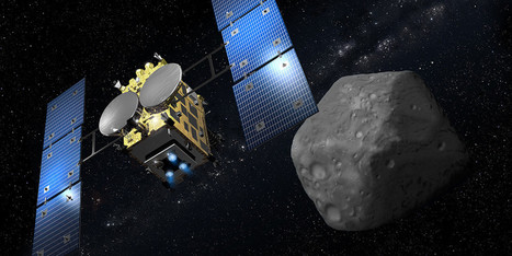 Japan Test-Fires Space Cannon Designed To Shoot Asteroid | Shock Physics | Scoop.it