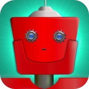 BookBot | From Classroom to Home: Extend Learning with Mobile Device Apps: K-5 Reading and Writing | Scoop.it