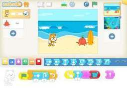 Coding for Kids - 3 FREE & Fabulous Apps - appydazeblog | Transliteracy & eLearning | Scoop.it