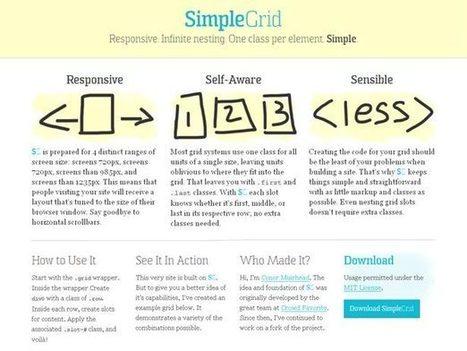 50 fantastic tools for responsive web design | Feature | .net magazine | Web mobile - UI Design - Html5-CSS3 | Scoop.it