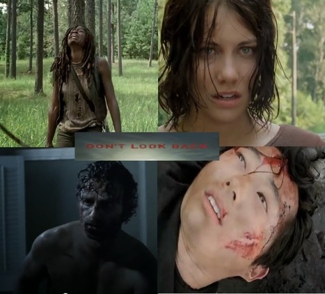 Highlights of The Walking Dead back on February 9, 2014 - cool spoiler for all time | TV SHOWS1 | Scoop.it