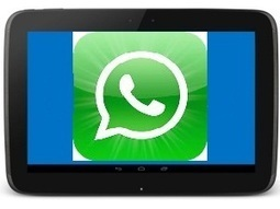 How to install WhatsApp on Tablet - Download,Set Up & Update   Tablets,smartphones and Android apps   Scoop.it