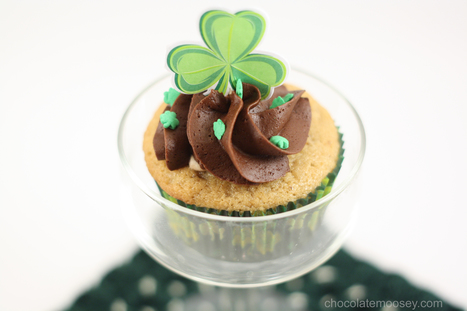 Irish Cream Cupcakes for #SundaySupper | Candy Buffet Weddings, Events, Food Station Buffets and Tea Parties | Scoop.it