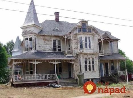 Mesto nechalo celé roky historickú budovu chátrať. Manželia ju odkúpili a takto premenili! | Domácnosť a bývanie | Scoop.it