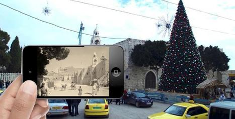 Take a Handheld Trip into the Past With This Historic Augmented Reality App | International roaming | Scoop.it
