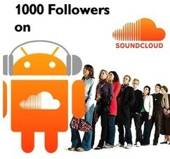Tip - How To Get Your First 1000 SoundCloud Followers In 16 Steps | G-Tips: Social Media & Marketing | Scoop.it