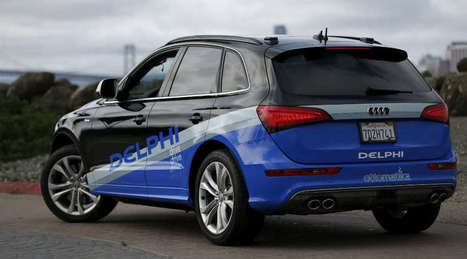 Driverless Car Completes Historic Cross-Country Trip - Robotics Trends | leapmind | Scoop.it