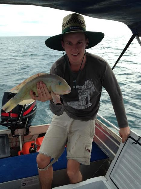 """OHS hazards in recreational fishing - """"don't get caught"""" 