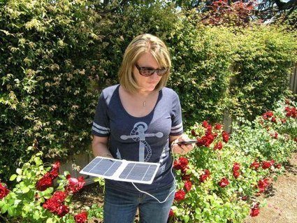 Portable solar charger is emerging as best eco-friendly charge | Huge impact of global sourcing in modern business | Scoop.it
