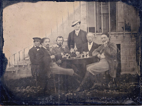 Vincent Van Gogh Found in a Photo from 1887 | xposing world of Photography & Design | Scoop.it