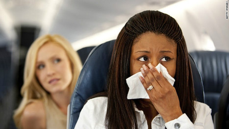 Don't let allergies stop you from traveling - CNN International   Beat Allergic Rhinitis and Allergies Naturally   Scoop.it