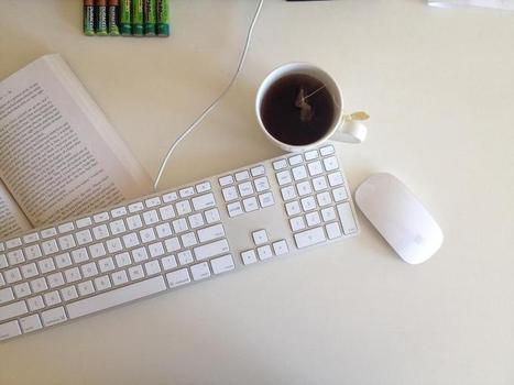 The Home Office — Freelance Advice — Medium | Just Tell Us about | Scoop.it