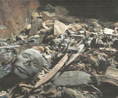 Importante descubrimiento de 50 momias de la realeza de la XVIII Dinastía en Egipto | Revista Seda - Actualidad | Scoop.it