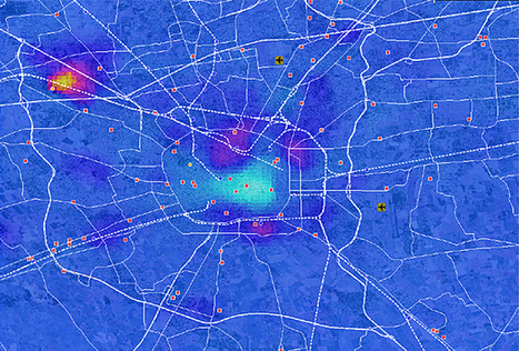 Crowd-mapping With Cell Phones - IEEE Spectrum | Geospatial IT | Scoop.it