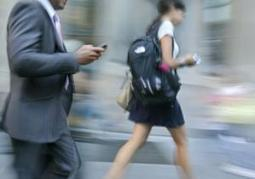 New app aims to keep people safe while texting and walking | Kickin' Kickers | Scoop.it