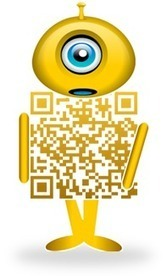 FancyQRCode | Resources and ideas for the 21st Century Classroom | Scoop.it