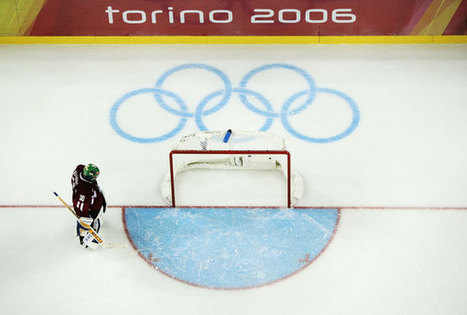 How will Team USA will handle bigger ice surface for Olympics? | Hockey | Scoop.it