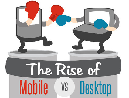 Mobile v. Desktop: What Any Online Business Should Know [INFOGRAPHIC]   Social Media Today   Location Based Marketing   Scoop.it