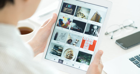 Pinterest's Buyable Pins Now Available on iPhone and iPad | Pinterest | Scoop.it