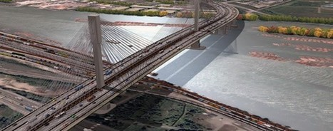 """New Vancouver bridge closed because design causes """"ice bombs ... 
