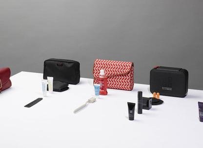 Dans les trousses beauté business et première classe | Beauty and Cosmetics trends | Scoop.it