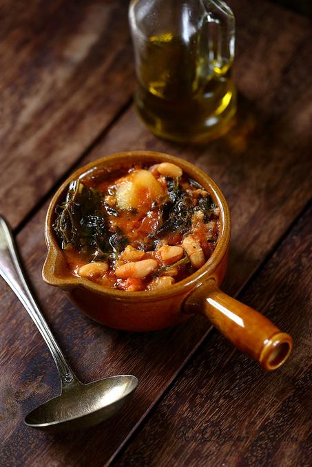 Ribollita, soupe toscane   Chef, à table !   Scoop.it