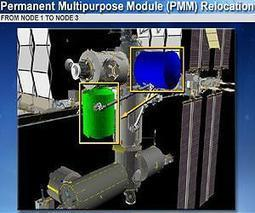 ISS module relocation makes way for Commercial Crew spacecraft | More Commercial Space News | Scoop.it
