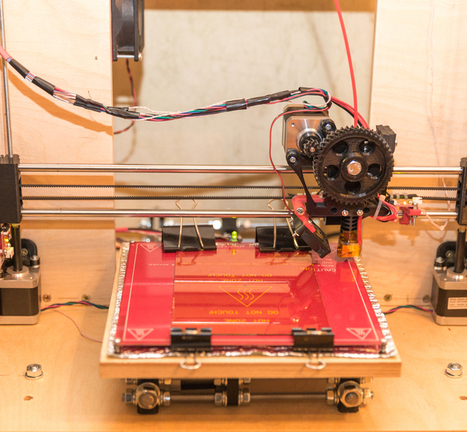 PrintToPeer : open source et Raspberry Pi au service de l'impression 3D - ITespresso.fr | Raspberrypi_fr | Scoop.it