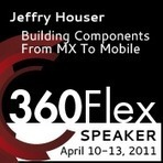 Jeffry Houser's Blog: 360|Flex is Coming in April | Everything about Flash | Scoop.it