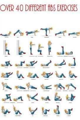 Mini Workouts for Belly Fat Reduction | Being Healthy Tips | Fitness & Healthy Living | Scoop.it
