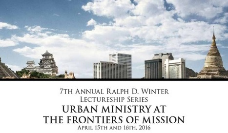 Urban Ministry Conference | CityReaching | Scoop.it