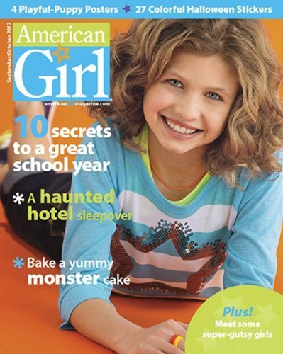 American Girl Magazine-A Gift That Keeps On Giving | Cool Stuff | Scoop.it