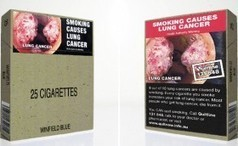 Australia 1st on List of Countries with Best Cigarette Package Health Warnings | Alcohol & other drug issues in the media | Scoop.it