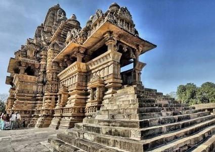 La ciudad de Khajuraho en La India | Cultura Asiática | Scoop.it