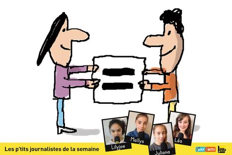 Quelle égalité entre les hommes et les femmes dans les entreprises ? | 1jour1actu | CLEMI : Infodoc.Presse-Jeunesse | Scoop.it