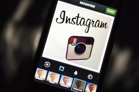 Instagram permet désormer d'identifier des personnes sur ses photos | L'omelette du Social Media | Scoop.it
