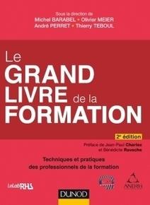 Le Grand Livre de la Formation - Dunod | The Learning Architect | Scoop.it