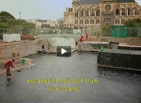 Les Halles, Côté Chantier en vidéo, épisode 1 | Projet les Halles | Scoop.it