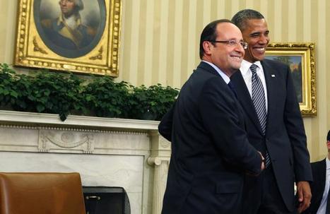 G8: Hollande plaide pour une politique de relance de la croissance auprès d'Obama   Ulysee   Scoop.it