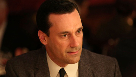 Mad Men: Is Don Draper a Sex Addict? | love to be love | Scoop.it