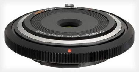Olympus Launches a Quirky 15mm Lens that Doubles as a Body Cap - PetaPixel | Olympus OM-D E-M5 | Scoop.it