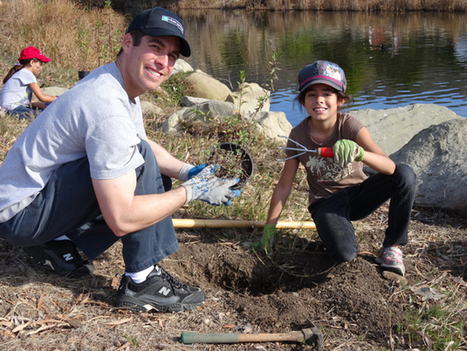 Restoration Partners to Plant Thousands of Native Plants Along Refugio Creek - Noozhawk | Fish Habitat | Scoop.it