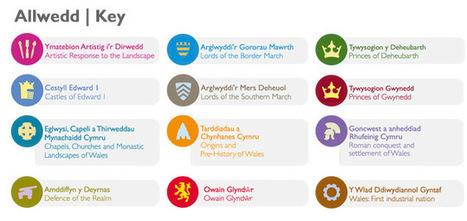 Map Hanes Cymru | Hanes Cymru | Scoop.it