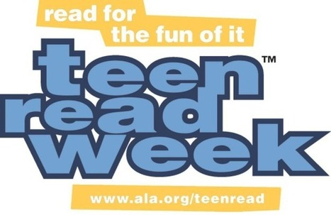 Teen Read Week Fun | Bradwell Institute Media | Scoop.it