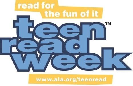 Teen Read Week Fun | Bradwell Institute Media | Scoop.it