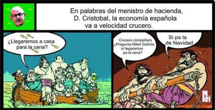 La economía española a velocidad de crucero | Partido Popular, una visión crítica | Scoop.it