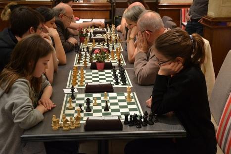 Saint-Quentin: les échecs au féminin - L'Aisne Nouvelle | Jeu d'échecs généralités | Scoop.it