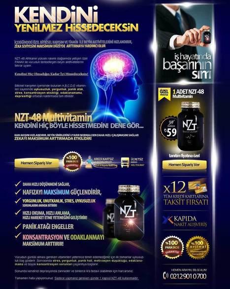 NZT 48 Türkiye Resmi Satış Sitesi   Red Honey   Kırmızı Bal   Scoop.it