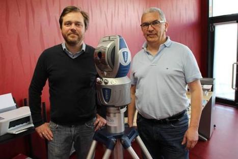 IN-3D (Orne/61) : L'entreprise travaille pour ArcelorMittal, PSA, EDF, groupe Chastagner... - L'Orne Hebdo | L'Orne économique | Scoop.it