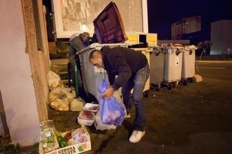 Bientot les francais se battront pour fouiller dans les poubelles | Autres Vérités | Scoop.it